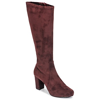 Shoes Women Boots Unisa NAVIA Violet