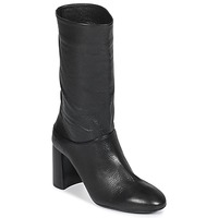 Shoes Women Ankle boots Unisa OLIAS Black