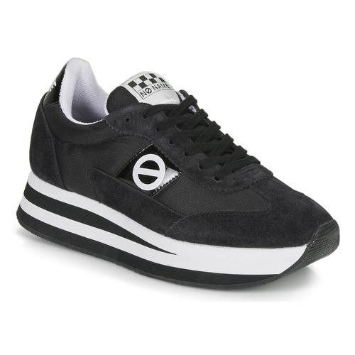 Shoes Women Low top trainers No Name FLEX JOGGER Black