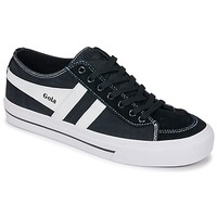 Shoes Women Low top trainers Gola Quota II Black