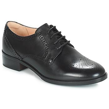 Shoes Women Derby shoes Clarks NETLEY ROSE Black