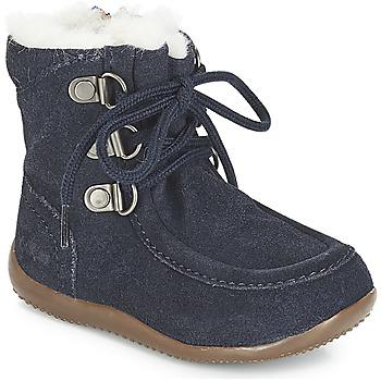 Shoes Children Boots Kickers BAMARA Marine