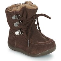 Shoes Children Boots Kickers BAMARA Brown
