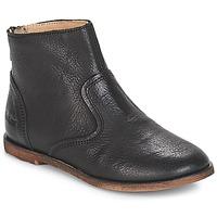 Shoes Girl Boots Kickers ROXANNA Black