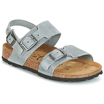 Shoes Boy Sandals Betula Original Betula Fussbett GLOBAL 2 Grey