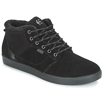 Shoes Men High top trainers Etnies JEFFERSON MID Black