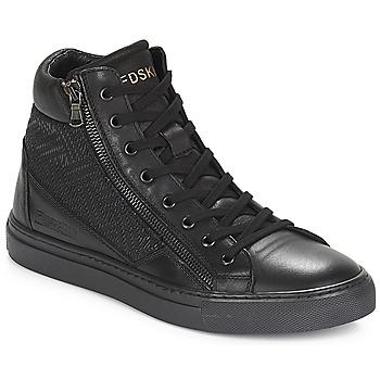 Shoes Men High top trainers Redskins NERINAM Black