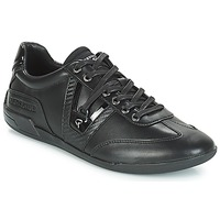 Shoes Men Low top trainers Redskins VERAC Black