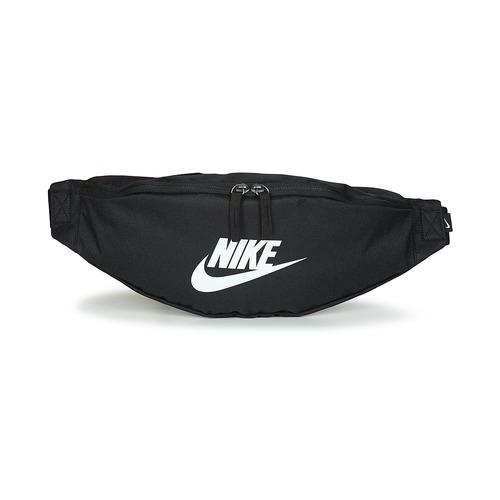 Bags Bumbags Nike NIKE SPORTSWEAR HERITAGE Black