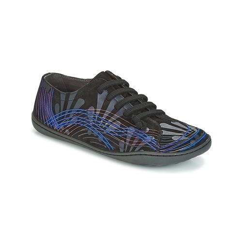Shoes Women Derby shoes Camper TWS Black