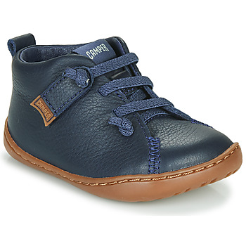 Shoes Boy Low top trainers Camper PEU CAMI Blue
