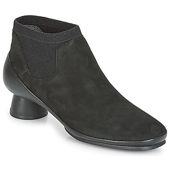 Shoes Women Mid boots Camper ALRIGHT Black