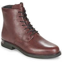 Shoes Women Mid boots Camper IMAN Bordeaux