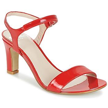 Shoes Women Sandals Perlato MONDEGO Red