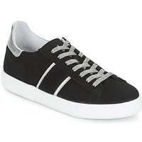 Shoes Women Low top trainers Yurban JEMMY Black