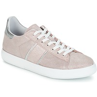Shoes Women Low top trainers Yurban JEMMY Pink