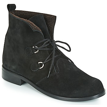 Shoes Women Mid boots So Size JATTINE Black