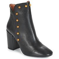 Shoes Women Ankle boots Fericelli JATTIPALIA Black