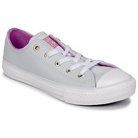 Shoes Girl High top trainers Converse CHUCK TAYLOR ALL STAR HI Pure / Platinum / Fuschia /  glow / White