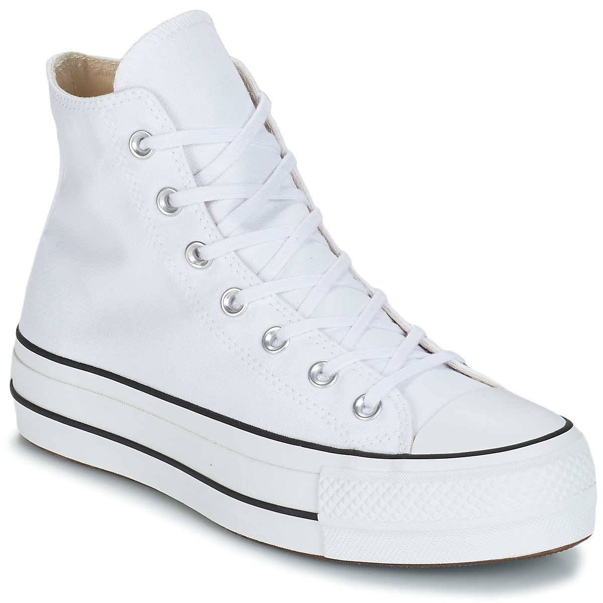 Girls Size Converse All Star Youth Hi Top Canvas Trainers  Boys