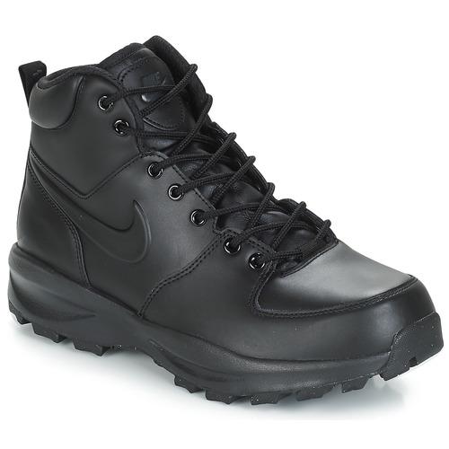 Nike MANOA LEATHER BOOT Black - Fast