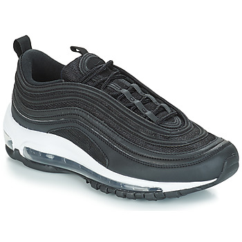 Shoes Women Low top trainers Nike AIR MAX 97 W Black