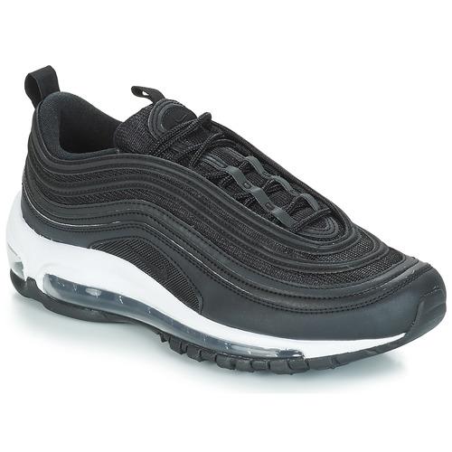 Escribir facil de manejar Litoral  Nike AIR MAX 97 W Black - Fast delivery | Spartoo Europe ! - Shoes ...