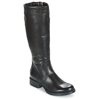 Shoes Women Boots Dream in Green ACHMED Black