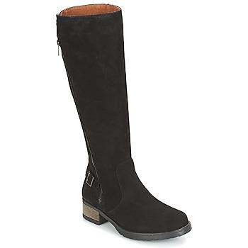 Shoes Women Boots Dream in Green JOFORTA Black