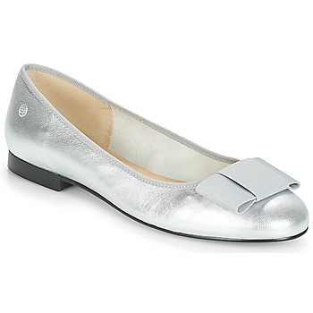 Shoes Women Ballerinas Betty London FLORETTE Silver