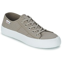 Shoes Low top trainers Victoria BLUCHER LONA GRUESA Grey