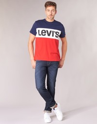 material Men slim jeans Levi's 511 SLIM FIT Zebroid / Adapt