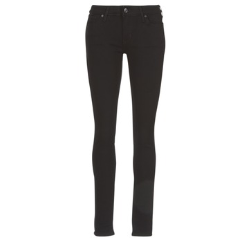 material Women Skinny jeans Levi's 711 SKINNY  black / Sheep