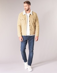 material Men slim jeans Levi's 512 SLIM TAPER FIT Headed / South