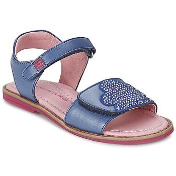 Sandals Agatha Ruiz de la Prada MISS PONZA Blue 350x350