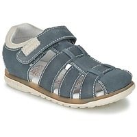 Shoes Children Sandals Garvalin SANDALIAS BOY Blue