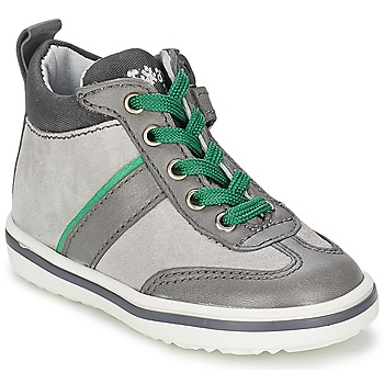 Shoes Children High top trainers Acebo's ABARNE Grey