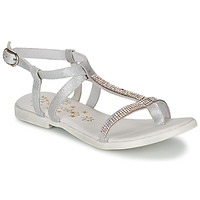 Shoes Girl Sandals Acebo's MADALEN Silver