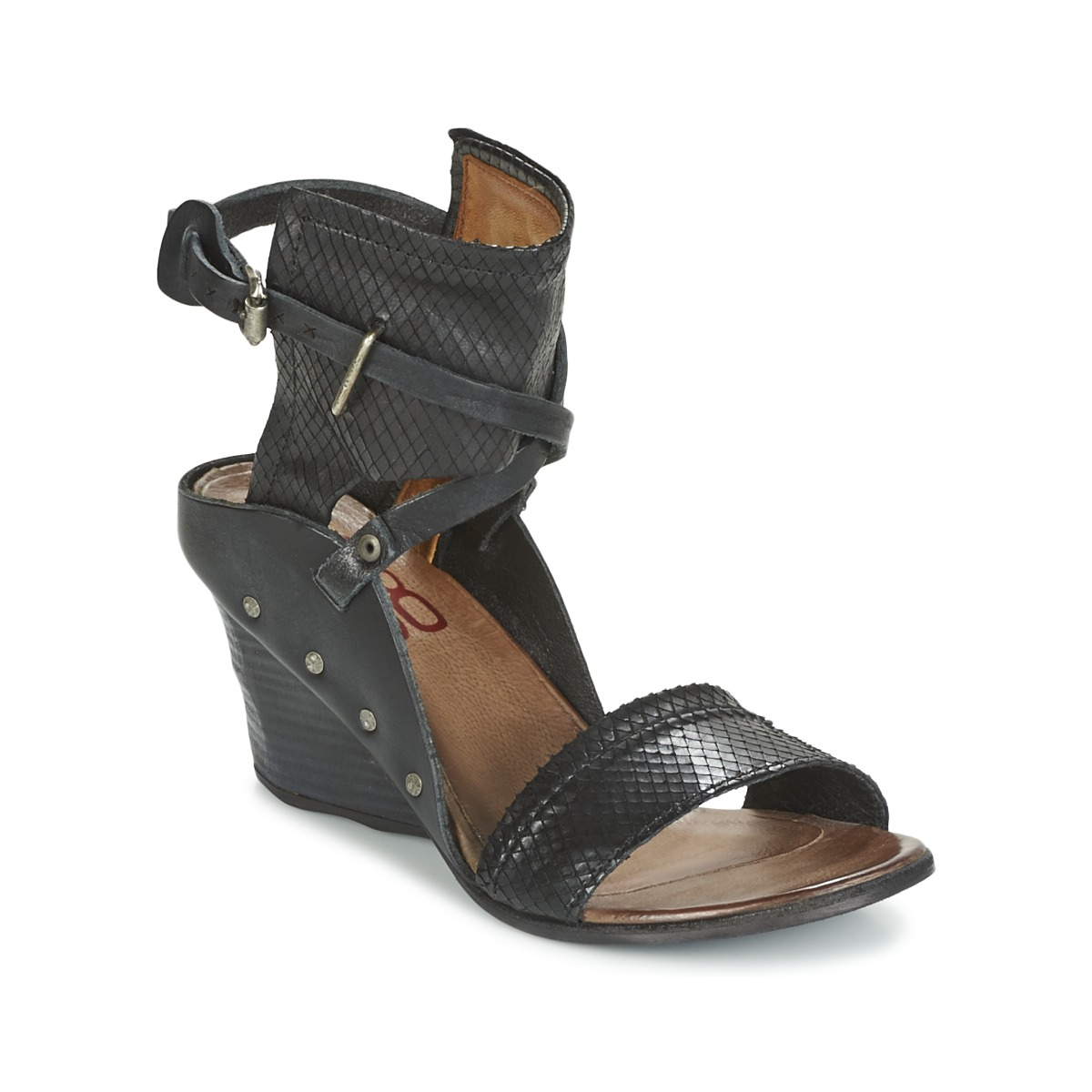 Sandals Airstep / A.S.98 KOKKA Black