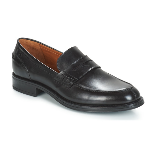 Shoes Men Loafers Carlington JALECK Black