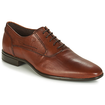 Shoes Men Brogue shoes Carlington JIPINO Cognac