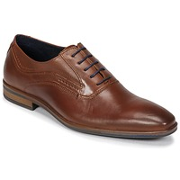 Shoes Men Brogue shoes Carlington JRANDY Brown