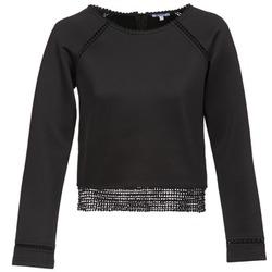 material Women sweatpants Brigitte Bardot AMELIE Black