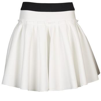 material Women Skirts Brigitte Bardot ARNAUDE Ivory
