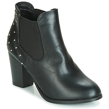 Shoes Women Ankle boots Moony Mood JURDEAN Black