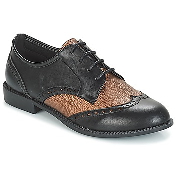 Shoes Women Derby shoes Moony Mood JOURDA Tri / Color