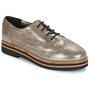 Shoes Women Derby shoes Coolway AVO Silver