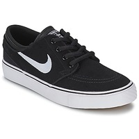 Shoes Boy Low top trainers Nike STEFAN JANOSKI ENFANT Black