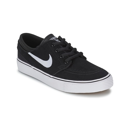 shop best sellers discount sale fresh styles Nike STEFAN JANOSKI ENFANT Black - Fast delivery | Spartoo Europe ...