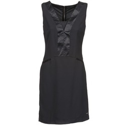 material Women Short Dresses La City CLAUDIA Black